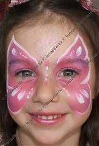 Easy Butterfly Face Painting - Bing images
