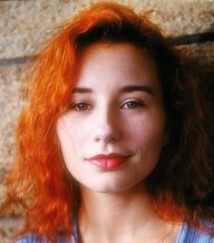 Tori Amo's fiery red curls were the coolest thing about 1992