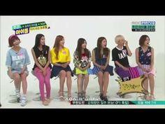 [ENG] AOA on Weekly Idol (140709)
