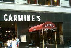 Carmine's Italian / New York City, New York (Manhattan Theater District)