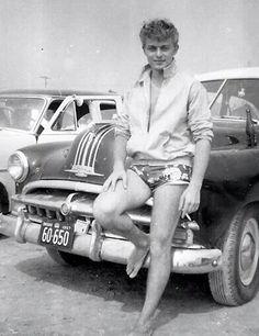 Cruisin', circa 1957- Why my 14 year old heart was always pining.