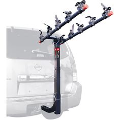 Allen Sports 542RR Deluxe 4-Bike Hitch Mounted Bike Rack - Walmart.com
