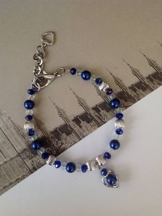 Blue Dog Necklace Unique Jewelry Pets Custom Jewelry Dog