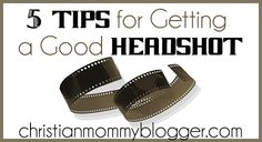 5 Tips for Getting a Good Headshot {31 Days to a More Reader Friendly Blog} w/ @Leigh Bowen @ Intentional By Grace