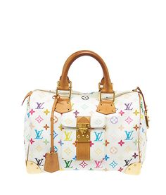 This Louis Vuitton White Multi-Color Speedy 30 Bag is now available on our website for $600.00. Check out our full collection of authentic Louis Vuitton items at http://cashinmybag.com/?s=louis+vuitton&post_type=product. Our bags do sell very quickly. But don't worry, new items are listed daily.