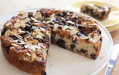 Blueberry Coffee Cake // Make this at once! #spring #recipe