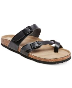 3642ab238ed4 Women s Wide Width Mad Love Prudence Footbed Sandal - Dark Brown 10W ...