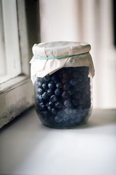 because blueberries are good for you