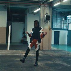 Ghali in Neil Barrett for his latest videoclip, Habibi / @fuckyoughali styled by @ramonatabita / #neilbarrett #ghali #neilbarrettcelebs…