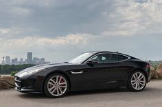 Jaguar F-Type S Coupé | Gorgeous | <3