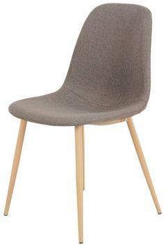 kika Sessel Irmi Stoff Reach Braun Sitzhöhe 47 cm