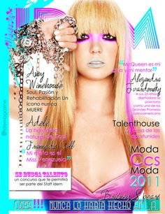 Britney Spears cover - ÍDEM Magazine
