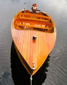 lake craft runabout