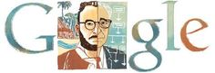 """Happy 105th Birthday to the """"father of modern anthropology"""" Claude Lévi-Strauss, 28.11.2013"""