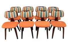 Thonet Dining Chairs, S/8 on OneKingsLane.com