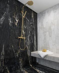 Best Farmhouse Shower Tiles Design Ideas 07