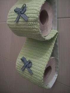 Free Crochet Patterns For Toilet Tissue Holders : 1000+ images about crocheted tissue box & TP covers on ...