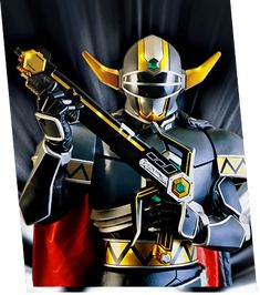 pics for gt power rangers lost galaxy magna defender