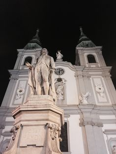 Mariahilfer Kirche und Haydn