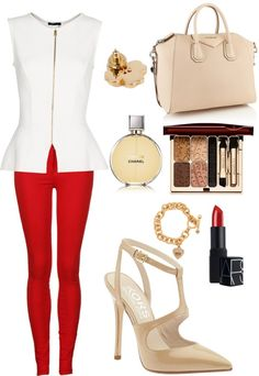 """""""RED"""" by sarah-mini on Polyvore"""
