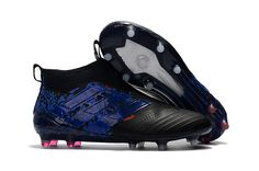pretty nice 5365d 84f92 adidas ACE 17 Purecontrol FG Dragon - Core Black Blue save will free  delivery within 7 Days!