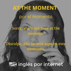 Una de las 157 frases necesarias para una conversación en inglés. Consigue la tabla de las 157 frases aquí: https://inglesporinternet.com/157-frases/