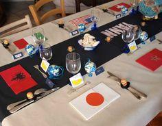 buffet autour du monde - Lilo