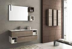 Mobili da bagno moderni collezione Urban Componibile Legnobagno