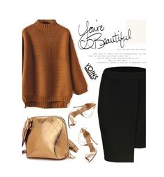 """""""Yoins 16/2.3"""" by merima-kopic ❤ liked on Polyvore featuring Aquazzura, LIST, yoins and yoinscollection"""