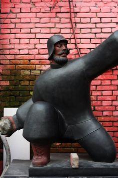 The 798 Art Zone: Really Modern Art in Beijing?