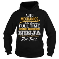 Awesome Tee For Auto Mechanics