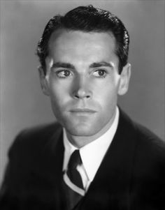 "Henry Fonda.  A very""young"" photo of this fine actor. Also, he is Jane Fonda's father. Mr. Fonda starred in many, many movies. Absolutely great."