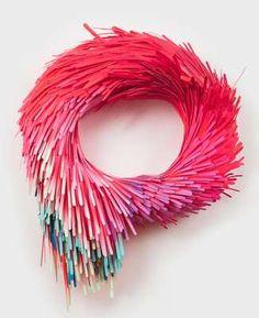 Lauren Clay Creates Amazingly Vibrant Artworks