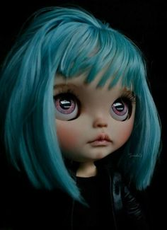 Turquoise Blythe