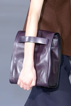 Accessory Look of the Day: Jil Sander