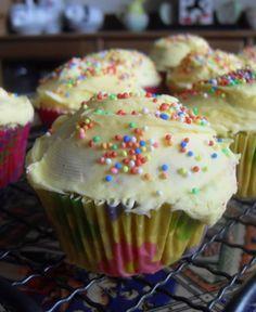 The English Kitchen: Chai Cupcakes