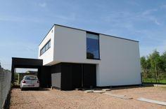 Heist-op-den-Berg, Antwerpen, Eengezinswoning alleenstaand, Nieuwbouw, Compact, Energiezuinig gebouw
