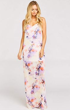b10eba59c24 Jolie Maxi Dress ~ Abers Babers