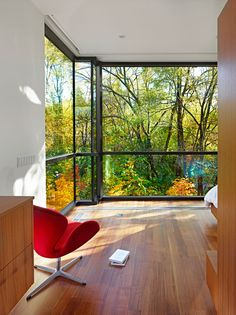 Cedarvale House Designed By Drew Mandel Architects | Archifan Blog