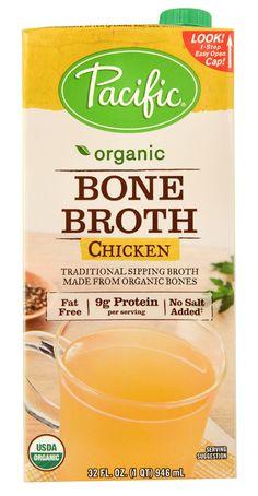 Whole Foods Organic Chicken Bone Broth