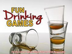 "Top 12 Fun drinking Games For Parties! www.LiquorList.com ""The Marketplace for Adults with Taste!"" @LiquorListcom   #LiquorList"