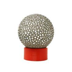 . . . . . #3dprinting #ultimaker #digitalfabrication #randomstudiomx #rsmx #maker #solidworks #ball #voronoi #moon #sculpture #red Digital Fabrication, 3d Printing, Moon, Sculpture, Lighting, Red, Home Decor, Impression 3d, The Moon