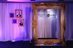 White House Correspondents' Association Dinner Inside the Weekend's Biggest Media and Tech Events - Entertainment Ideas Corporate Entertainment, Entertainment Ideas, White House Correspondents, Event Signage, Katie Couric, Gala Dinner, Poses For Photos, Yahoo News, Abc News