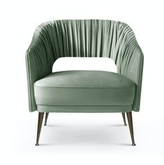 STOLA ARMCHAIR Carlyle Collective