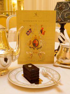 Diamond Jubilee Afternoon Tea and Cake