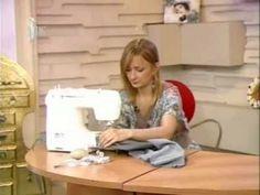 Как самой сшить платье за 15 минут - YouTube