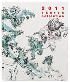 Kim Jung-Gi - Book - Kim Jung-Gi Sketch Collection 2011 - Nucleus ...