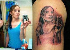 The 33 Funniest Sexy Selfie Fails via @Peggy Harre Network