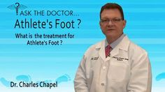 What Is The Treatment For Athlete's Foot? Podiatrist Charles Chapel, DPM - Brooksville, Spring Hill, Homosassa and Hudson Florida http://www.chapelpodiatry.com Phone: 352-684-1444