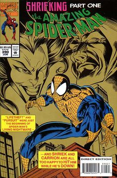 The Amazing Spider-Man (Vol. 1) 390 (1994/06)